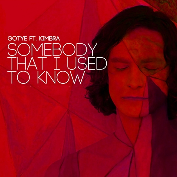 El significado de 'Somebody that I used to know' por 'Gotye' en inglés.